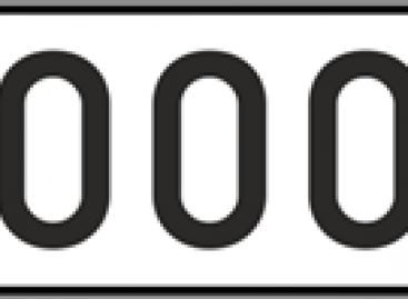 Keičiasi numerio ženklų sudarymo tvarka
