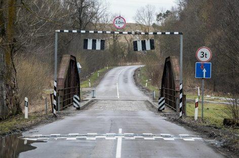 Nuo šeštadienio eismas per Vokės upės tiltą Vilniuje nukreipiamas apylanka