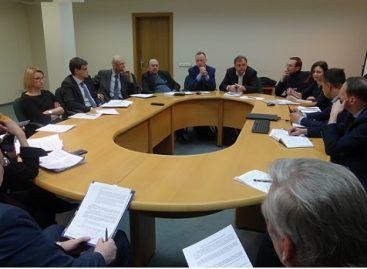 Profesinių sąjungų atstovai susitiko su Ūkio ministerijos vadovais