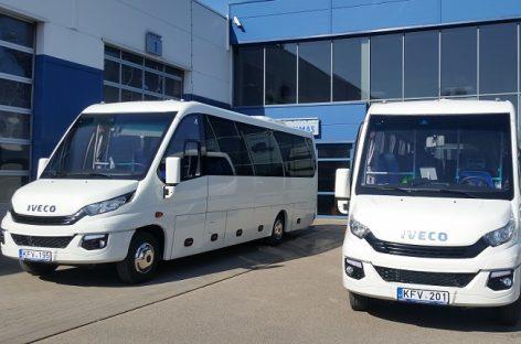 Naujų autobusų įsigyja ir mažieji Lietuvos autobusų parkai