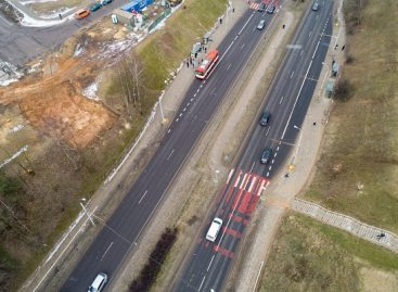 Vilniuje prasideda viaduko per T.Narbuto gatvę statybos – bus eismo pokyčių
