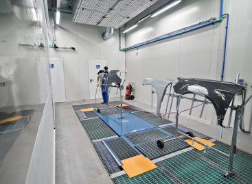 Lietuvoje atidarytas didžiausias Baltijos šalyse automobilių remonto centras