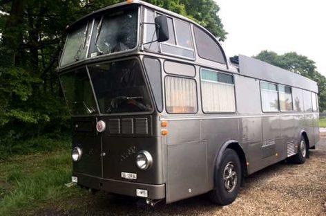 Paslaptingasis Šveicariškas autobusas, kuris taip ir netapo serijiniu modeliu
