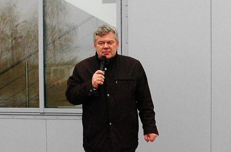 Panevėžio autobusų stoties statybų peripetijos ir tikrosios Rimanto Petukausko atleidimo priežastys