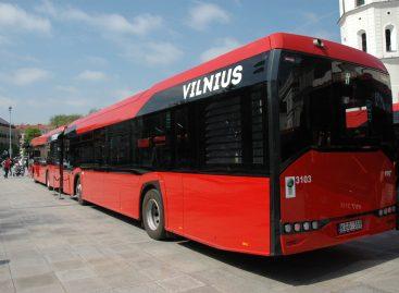 Vilniaus viešojo transporto keleiviai kviečiami teikti pasiūlymus vasaros tvarkaraščiams