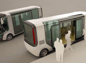 M8 – autobusas ateities miestams