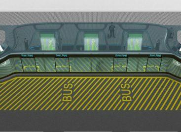 Viešojo transporto stotelė, kur galima smagiai leisti laiką laukiant autobuso