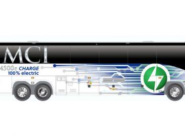 Amerikiečiai sukūrė elektrinį autobusą važiuoti greitkeliais