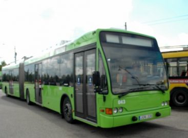 Nuo 2018 m. birželio 4 d. Kaune keičiami autobusų ir troleibusų eismo tvarkaraščiai