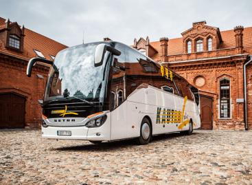 Lietuvos vežėjai toliau investuoja į aukštesnio lygio paslaugas
