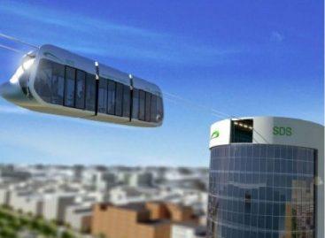 """Kijeve svarstoma galimybė tiesti """"Sky Way"""" liniją"""