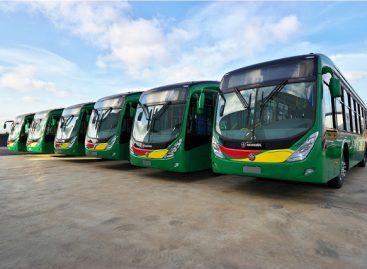 """Nigerijos Lagoso miestas perka 300 """"Scania"""" autobusų"""