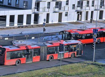 Privatininkų autobusai sostinėje tebevažinėja neplauti