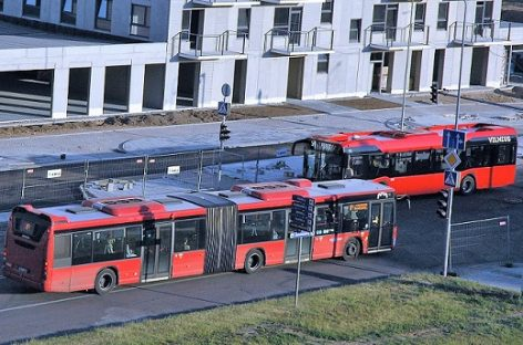 Kas privers privačius sostinės vežėjus plauti transporto priemones?