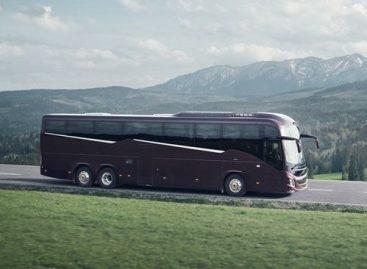 """""""Volvo"""" pristato iš esmės atnaujintus turistinius autobusus"""