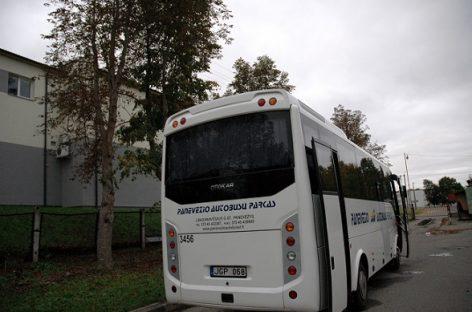 Apklausos rezultatai Panevėžyje padės gerinti viešojo transporto darbą