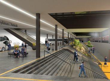 Kaip atrodys atnaujinta Vilniaus autobusų stotis?