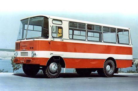 """""""Tadžikistan-5"""" – pamirštas autobusas"""