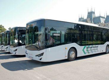 """Rumunijos miestui – 100 """"Isuzu"""" autobusų"""