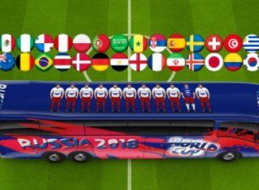 FIFA pasaulio čempionatas – reikalavimai autobusams (IRU informacija)