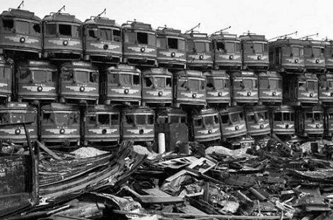 Kas nutiko po to, kai Los Andželas atsisakė viešojo transporto?