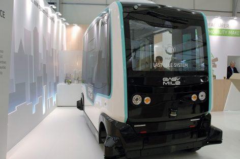 Birželį Norvegijoje pasirodys savivaldžiai autobusai