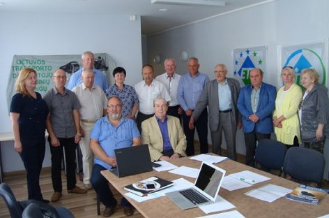 Lietuvos transporto darbuotojų profesinių sąjungų Forumo susirinkime – apie aktualiausias problemas