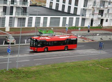 Nuo rugsėjo 1 d. – sostinės viešojo transporto tvarkaraščių pakeitimai