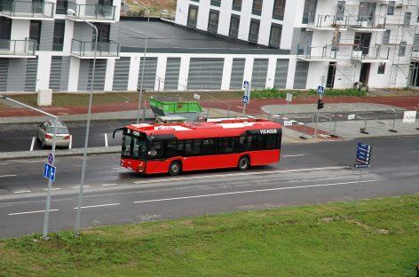 """""""Sostinės dienų"""" festivalio metu – eismo pakeitimai ir papildomi naktinių autobusų maršrutai"""