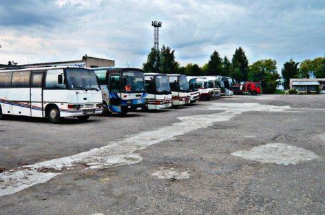Kaip pasikeitė Marijampolės autobusų parko transporto priemonės per 7 metus?