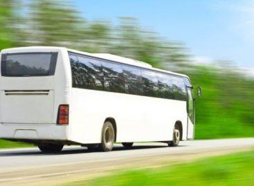 """Rusijoje užfiksuotas autobusas """"žaibas"""""""