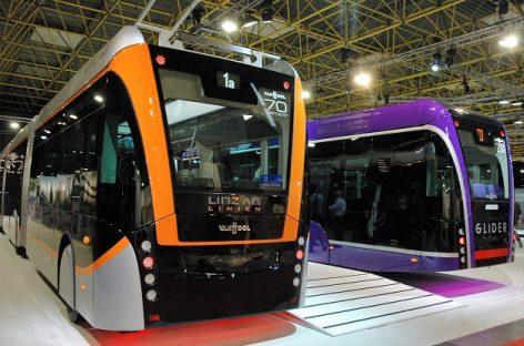 """""""Van Hool"""" sulaukė didžiausio """"Exqui City"""" autobusų tramvajų užsakymo"""