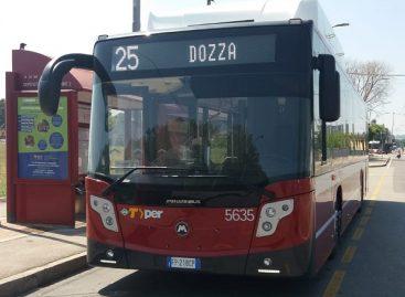 Italijos Bolonijos mieste – daugiau nei 300 SGD autobusų