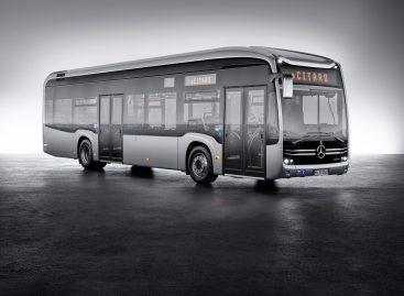 """Įvyko naujojo elektrinio """"Mercedes-Benz Citaro"""" pasaulinė premjera"""