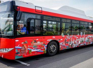 Kaunas ieško, kas sukurs išmaniąją sistemą ir debesų kompiuterijos pagalba valdomus autobusus