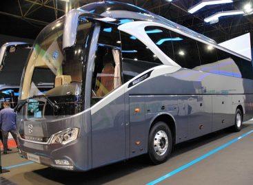 """""""Golden Dragon"""" pateiks 270 turistinių autobusų Saudo Arabijai"""