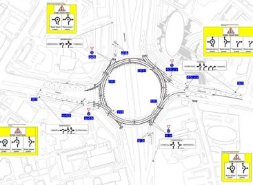 Vienoje iš centrinių sostinės žiedinių sankryžų – permainos vairuotojams