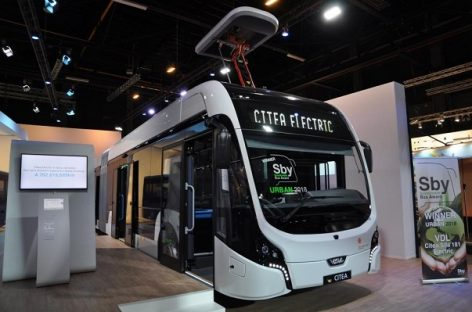 Keturi VDL elektriniai autobusai – Švedijai