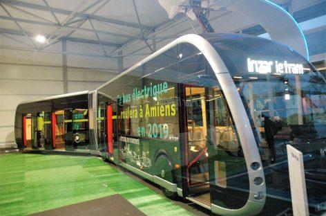 """""""Irizar"""" pardavė 15 tramvajų ant ratų Prancūzijos miestui"""