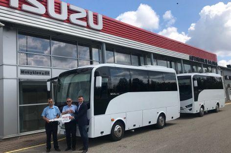 Lietuvos keliuose – dar daugiau naujų autobusų