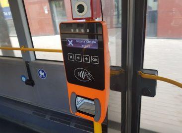 Oranžiniai komposteriai Klaipėdos autobusuose – nuo rudens