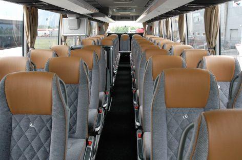 Keičiasi taisyklės keliaujantiems tolimojo susisiekimo autobusais su vaikais