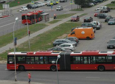 Nieko naujo – sostinės privatininkų autobusai toliau važinėja neplauti