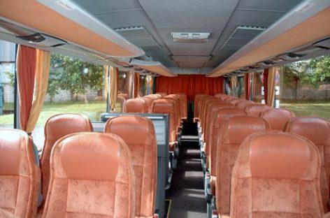 Vaikams iki 7 metų atskirą sėdimą vietą reguliaraus susisiekimo transporte bus galima pirkti su 50 proc. nuolaida