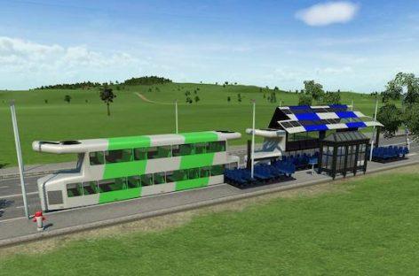 Ateities autobusas – ne tik keleiviams, bet ir varžyboms