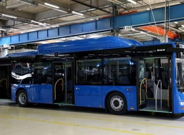 Batumyje – nauji MAN autobusai