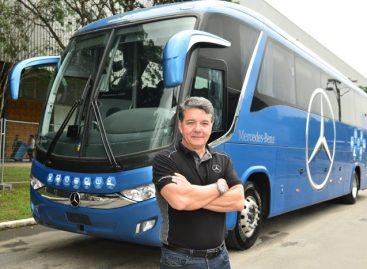 """Mercedes Benz do Brasil"" pagamino 500 autobusų Nigerijai"