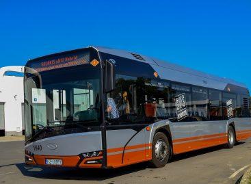 Bulgarijos vežėjai išbando hibridinius autobusus