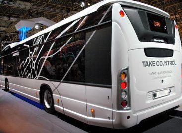 """""""Scania"""" pristatys 48 dujinius autobusus Grenobliui"""