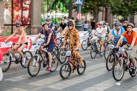 Rugpjūčio 19 d. Velomaratono metu Vilniuje – eismo ribojimai ir viešojo transporto pakeitimai